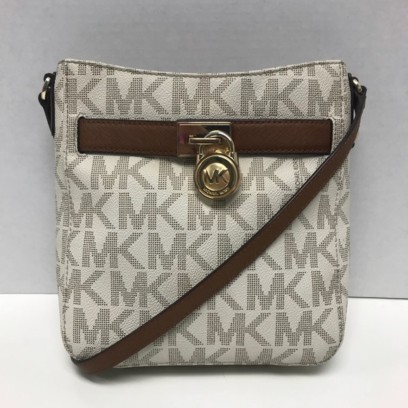 Michael Kors Hamilton Traveler Crossbody Bag Purse